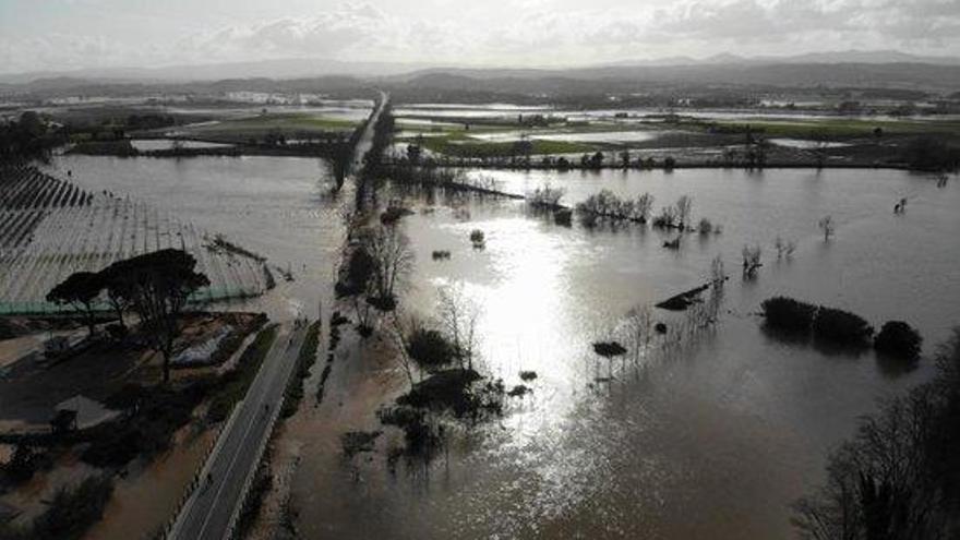 Els pobles del Baix Ter reclamen a la Generalitat actuacions «urgents per evitar noves inundacions