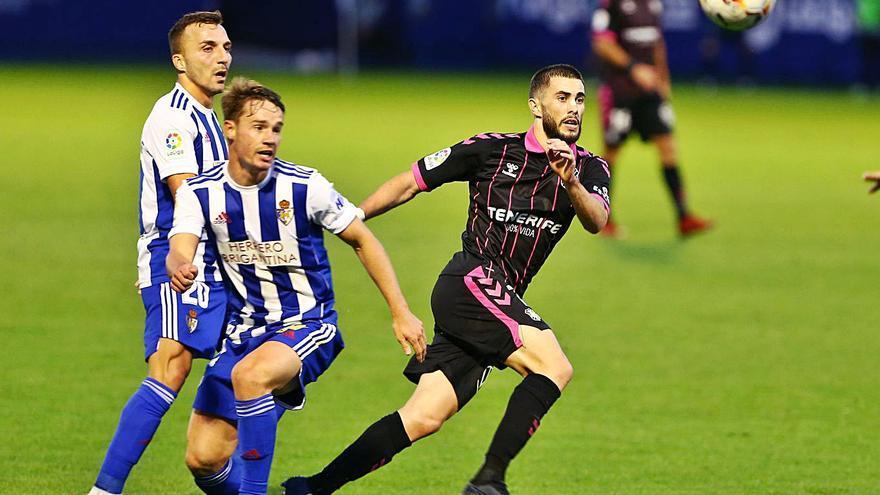 El centrocampista Pablo Larrea podría ser la próxima incorporación