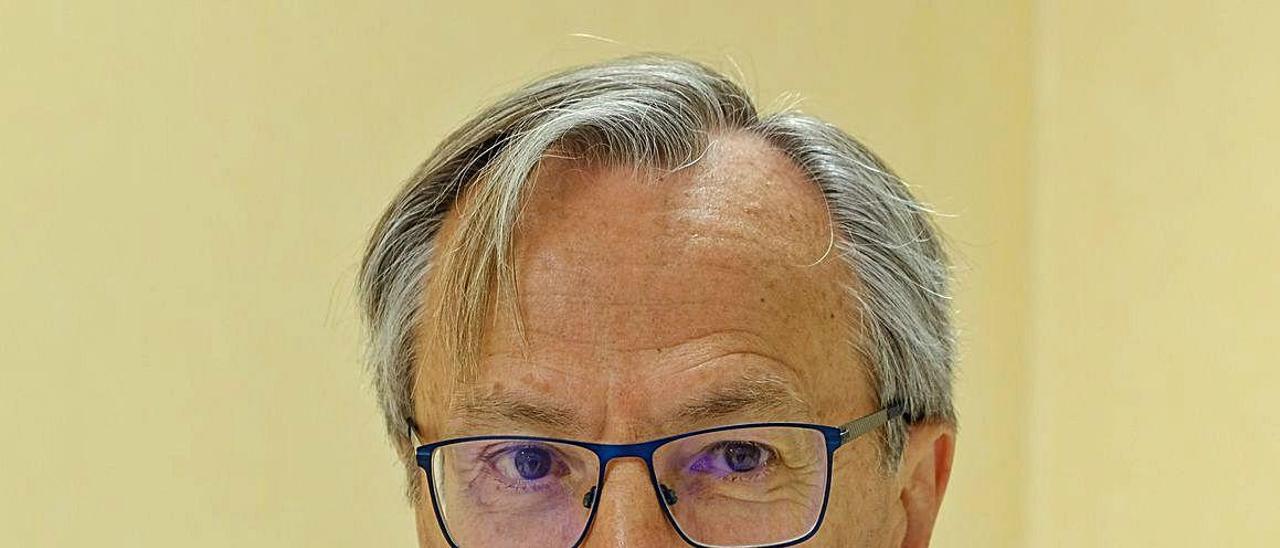 Juan Manuel Caturla: «No sabemos si una segunda oleada sería peor»