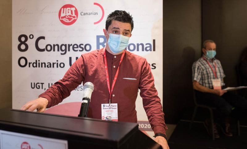 Congreso regional de UGT Canarias