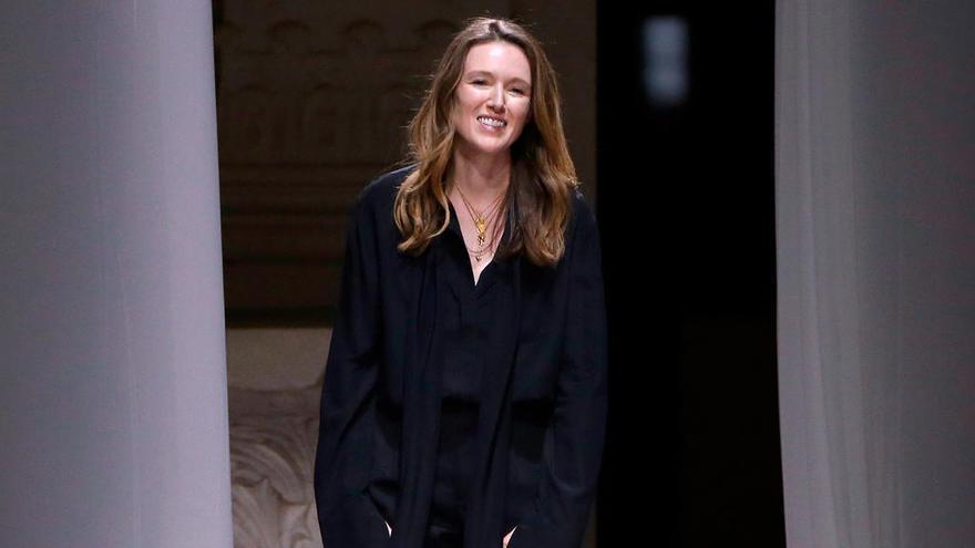 Clare Waight Keller. Inglesa en París