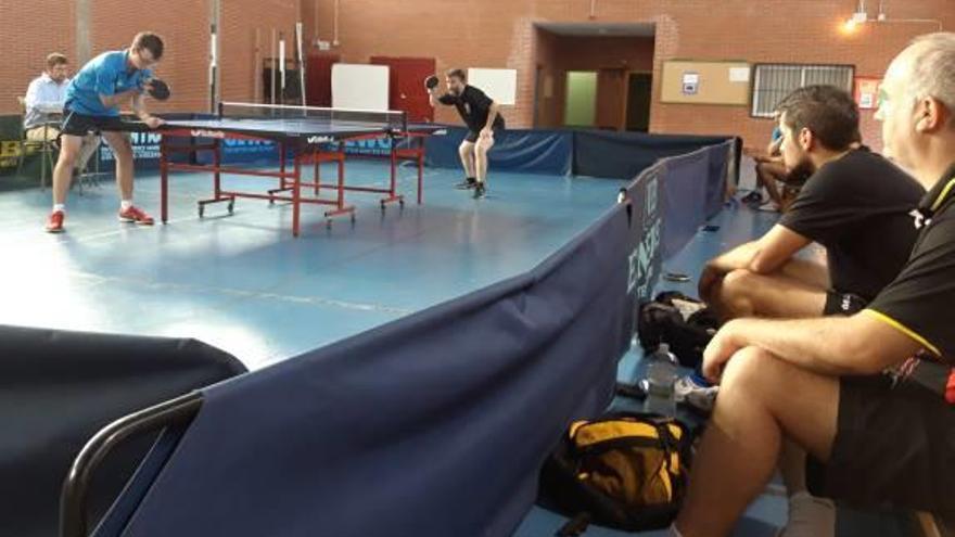 El Tennis Taula Xàtiva cae  4-2 ante el Noroeste las Rozas