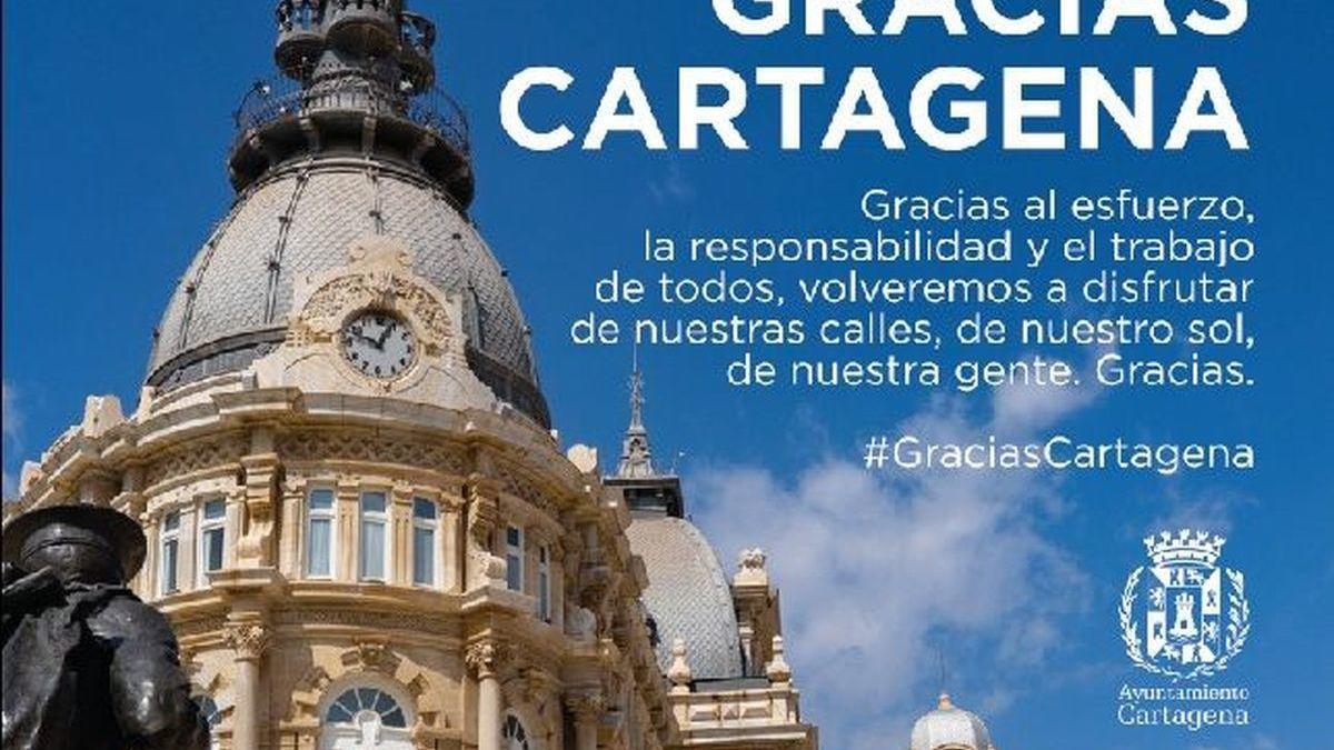 Imagen de la campaña del Ayuntamiento