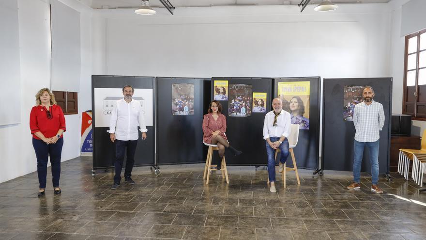 """""""¡Viva la Pepa!"""", la obra de Pepa Rus y Juan Luis Iborra con la que arranca la Mostra de Teatre de l'Alfàs"""