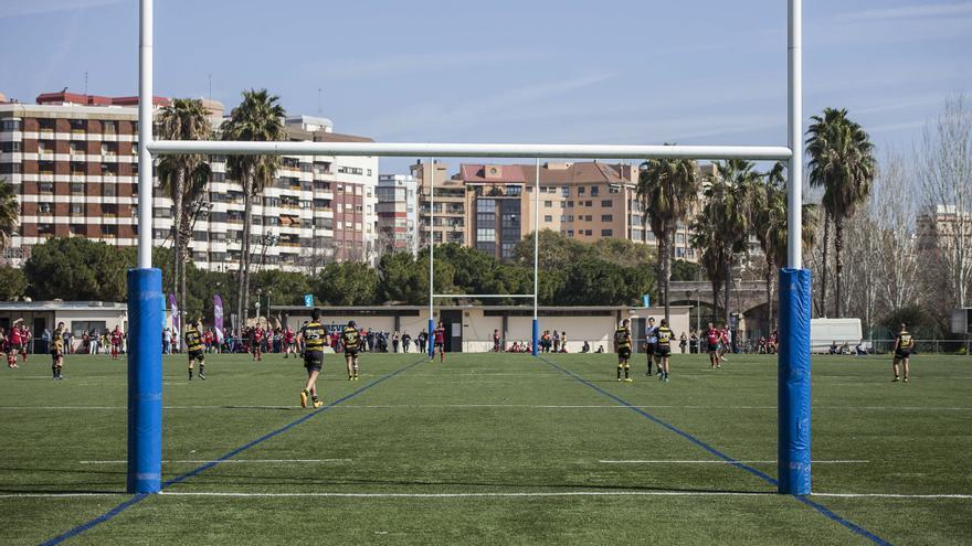 València renovará el campo de rugby del río