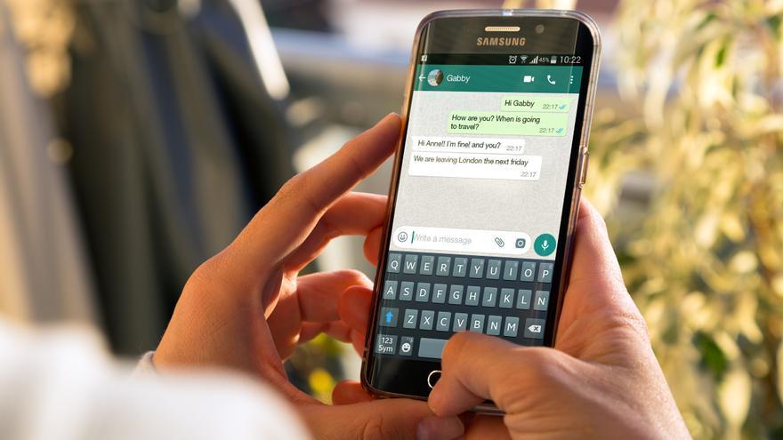 La próxima novedad de WhatsApp: llegan las imágenes que se autodestruyen