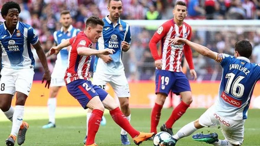 Europa despista al Atlético