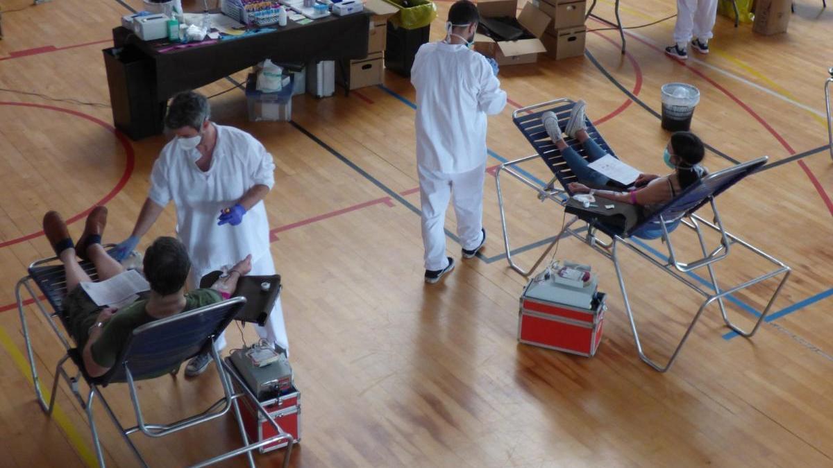 Nova campanya de donació de sang a l'Alt Empordà