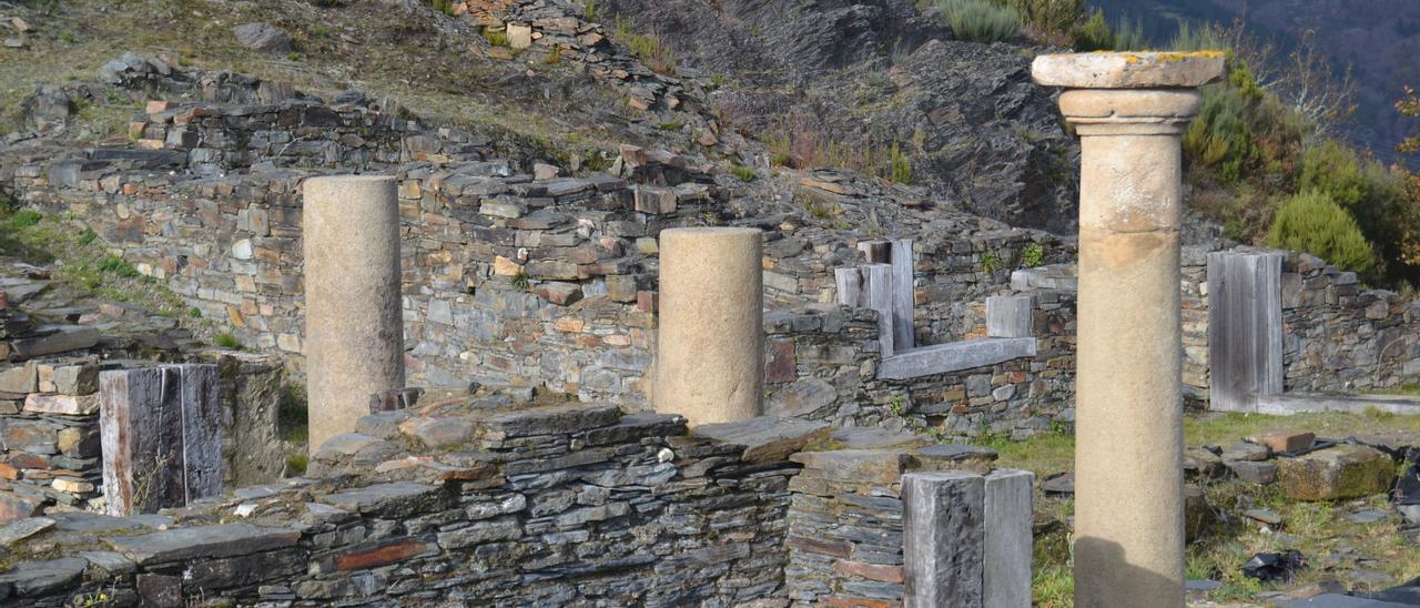 Una de las áreas del Chao Samartín, en Grandas de Salime