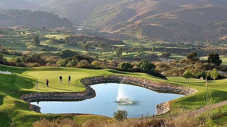 Mijas crea una marca exclusiva para sus campos de golf
