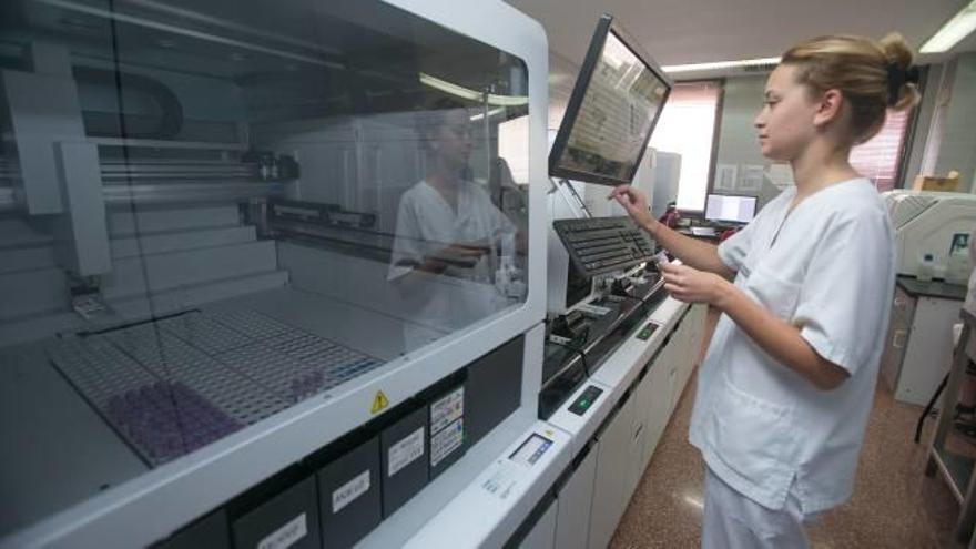 A la caza de enfermedades ocultas en Alicante