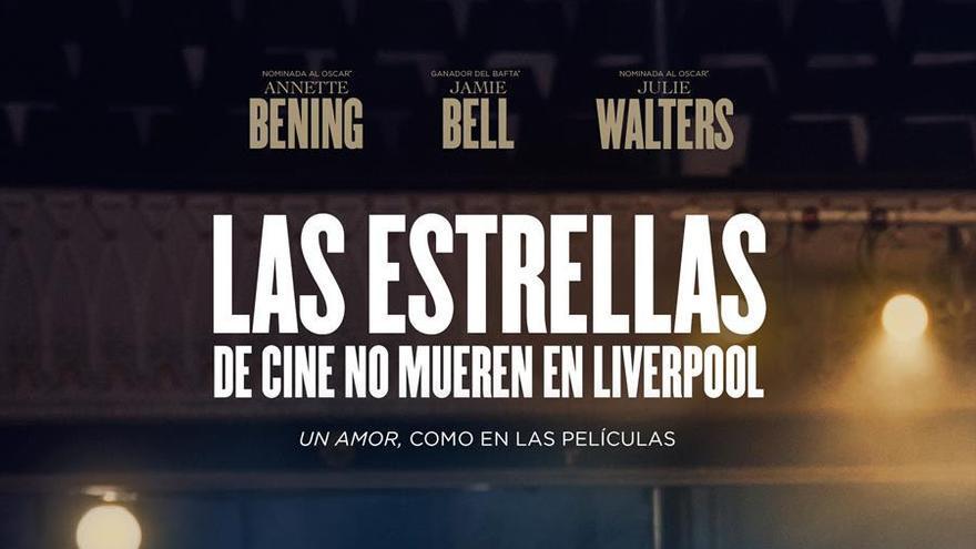 Divendres de cine a Can Jeroni – «Las estrellas de cine no mueren en Liverpool»