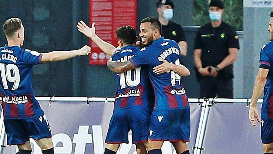 Contracrónica   Faltó el empujón de Orriols para marcar el 2-1