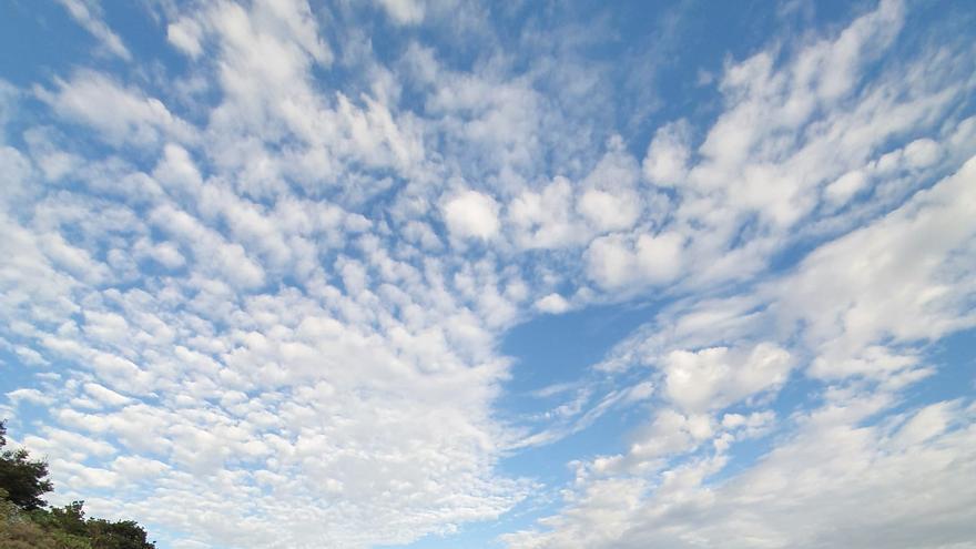 Tenerife, La Palma y La Gomera alcanzarán los 30º este martes