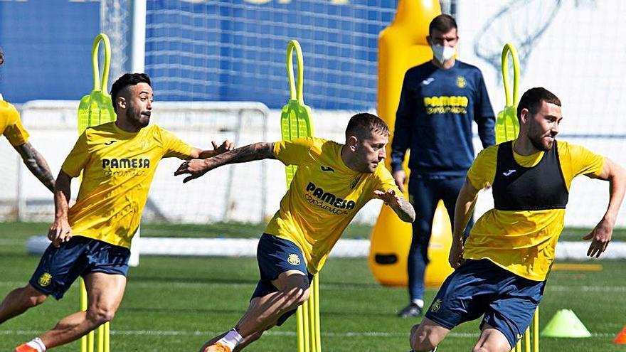 El Villarreal, a rematar la faena