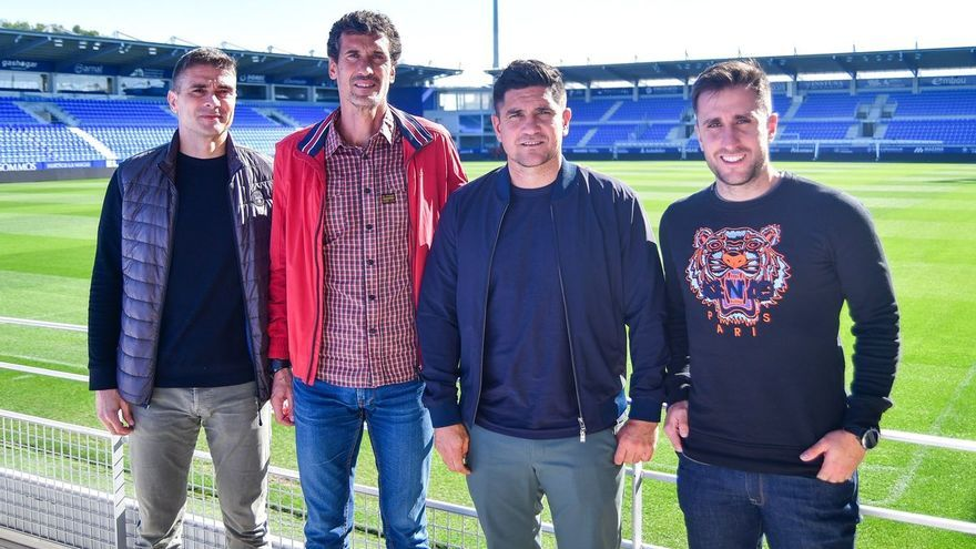 Xisco Muñoz ya es el nuevo entrenador de la SD Huesca