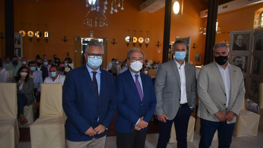 Asojem celebra una jornada en Puente Genil para informar de las subvenciones disponibles para los empresarios