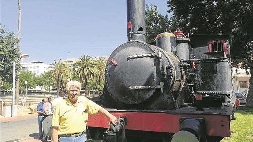 'Santa Rita', memorias de una locomotora