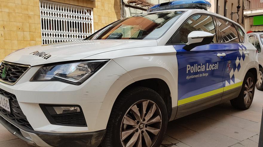 La Policia Local de Berga fa 3.000 serveis entre els mesos de maig i agost