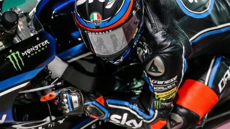 Bagnaia estrena triomf a Moto2
