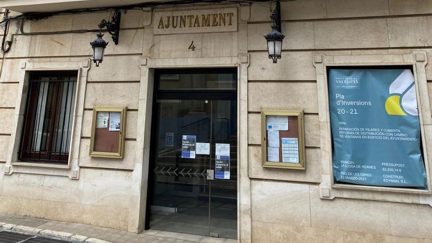 Llosa de Ranes avanza en las obras del ayuntamiento