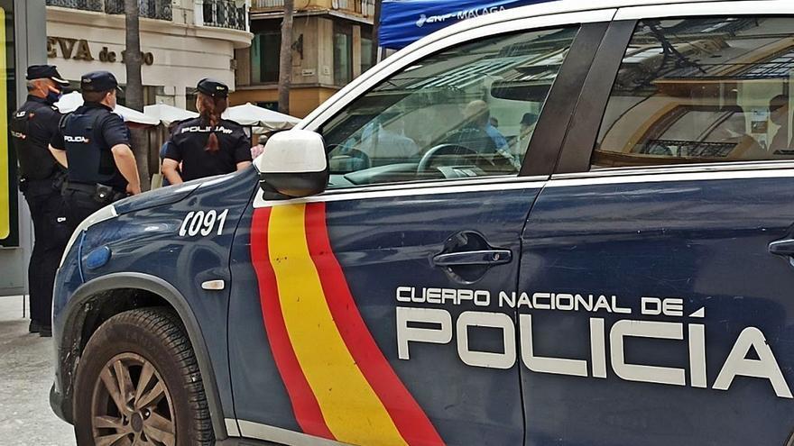 Donan a la Policía Nacional de Málaga dos escudos de protección balística