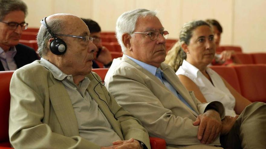El Supremo ratifica las condenas de Millet, Montull y CDC por el 'caso Palau'