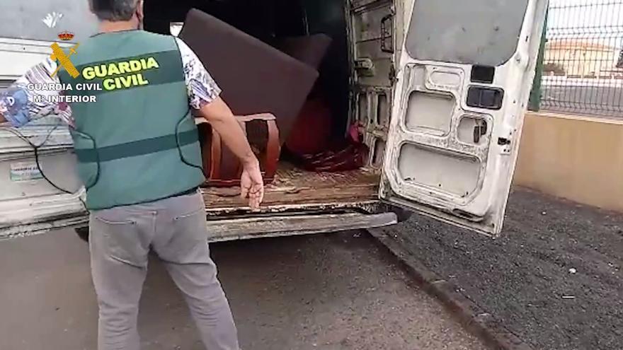 Cinco personas acaban detenidas por robar en un hotel de Fuerteventura