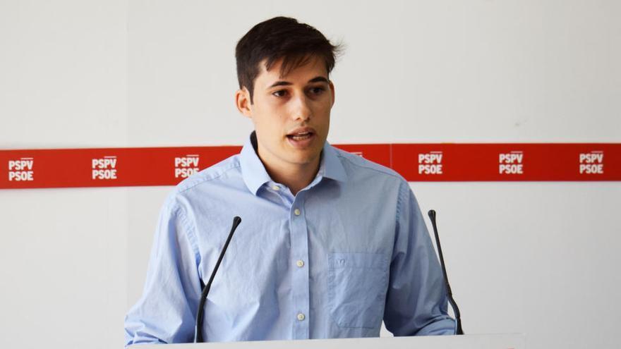 Borja Sanjuán será el nuevo concejal de Hacienda