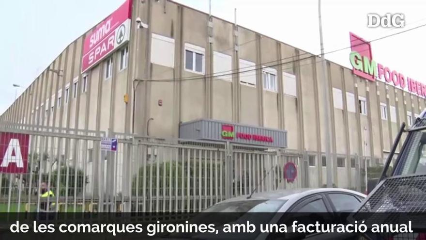 El grup xinès Bright Food posa a la venda GM Food, l'empresa més gran de Girona
