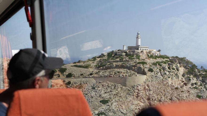 Zufahrt zum Cap Formentor soll schon ab Juni gesperrt werden