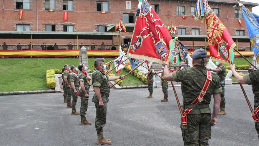 El Ejército oferta 154 plazas para su acuartelamiento en Siero