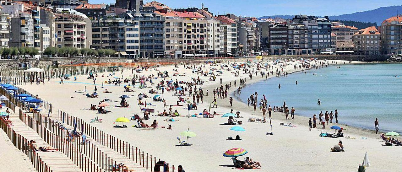 Las viviendas de Sanxenxo tienen los precios más elevados de toda Galicia.