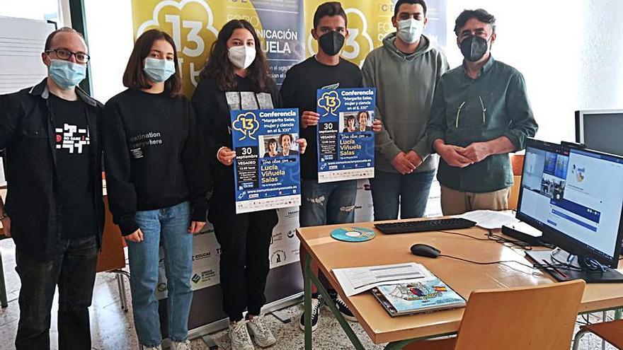 """La Fundación Margarita Salas tendrá """"especial interés"""" por los colegios rurales"""