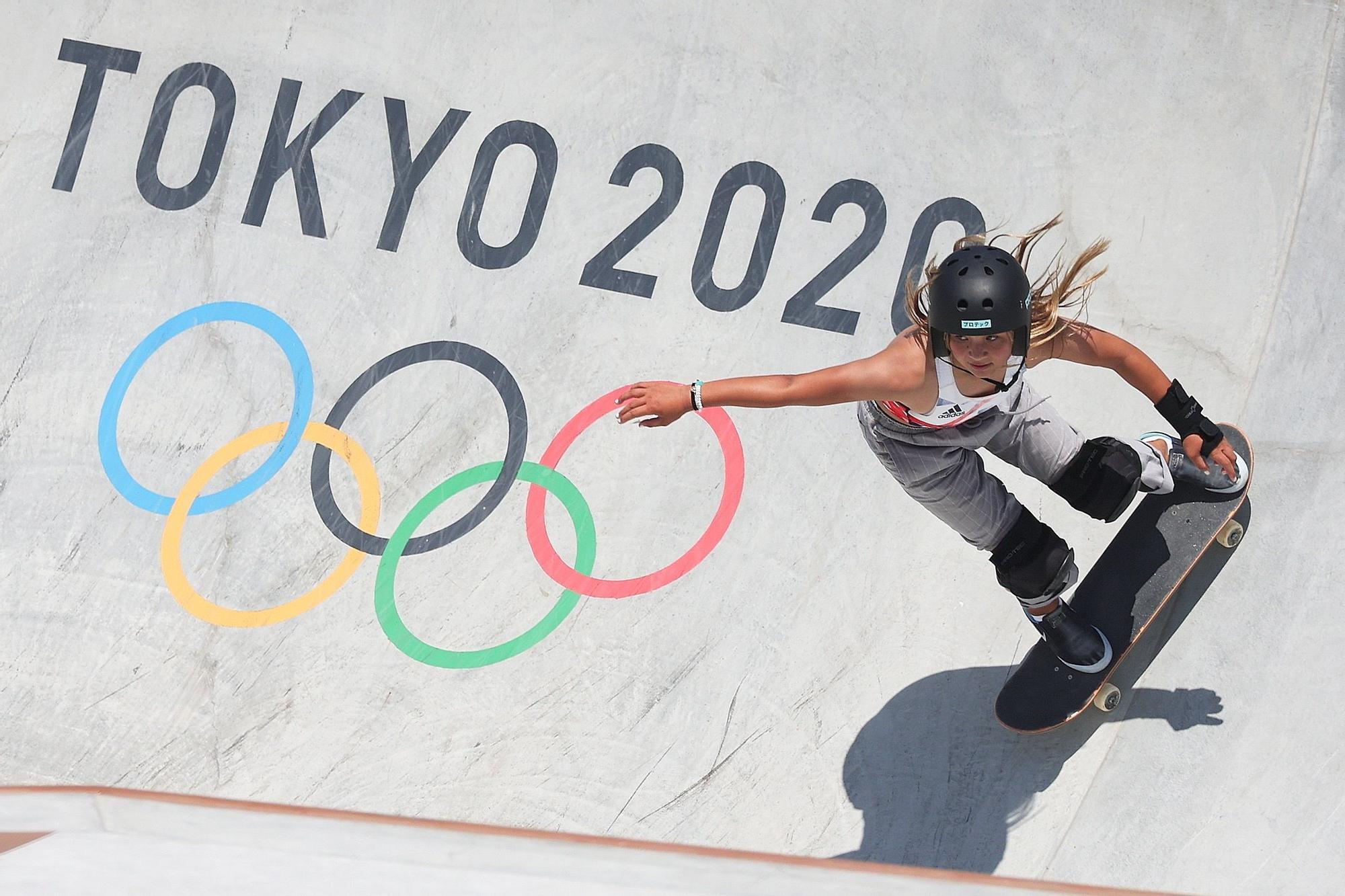 Tokio 2020, la jornada del 4 de agosto en imágenes