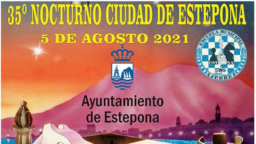 XXXV Nocturno de ajedrez. Ciudad de Estepona 2021