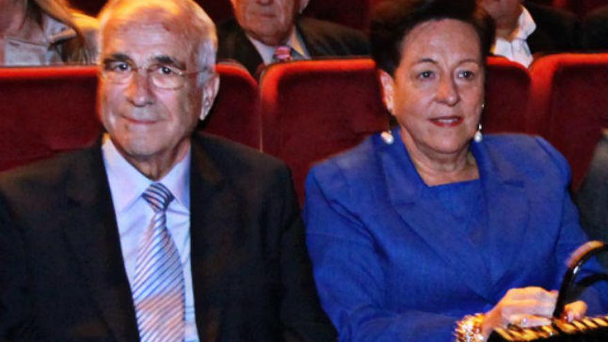 Muere tiroteada la viuda del expresidente de la CAM