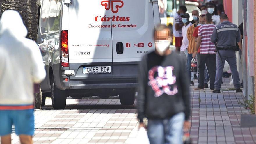 Cáritas denuncia en plena emergencia social las trabas para acceder a ayudas