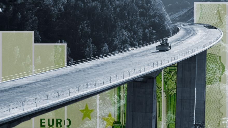 Lo que deparan los Presupuestos estatales para Asturias: 393 millones de inversión, y más de la mitad para trenes y carreteras