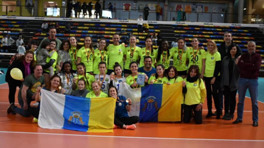 Campeonas de la Superliga Femenina júnior