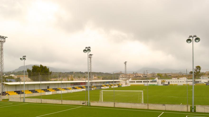 Cardassar-Atlético de Copa: solo 305 espectadores en el campo