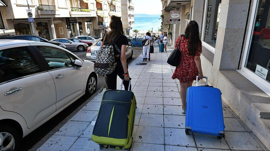 Los pisos turísticos logran una ocupación del 55% en junio y reservas del 73% para julio