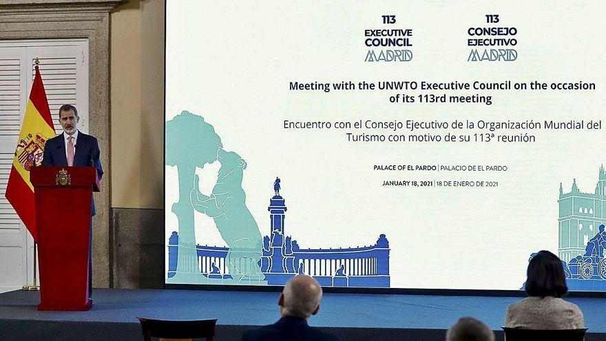 La recuperación del turismo pasa por la vacuna