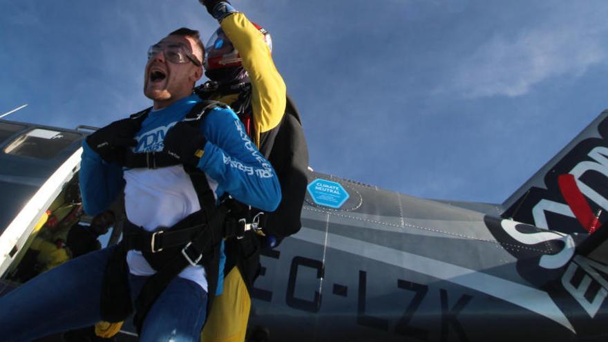 Skydive Empuriabrava compensa l'emissió de CO2 invertint en protecció del medi