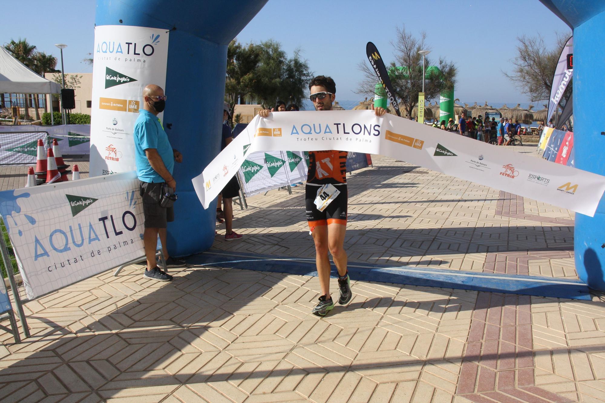 Aquatló Trofeu Ciutat de Palma El Corte Inglés