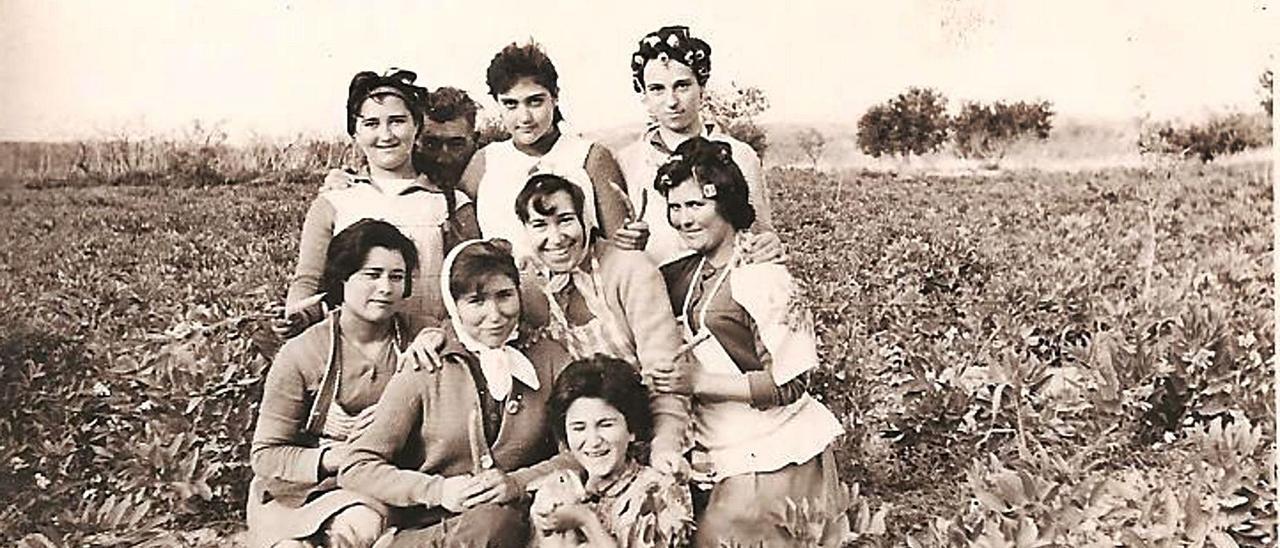 Les dones de La Creueta