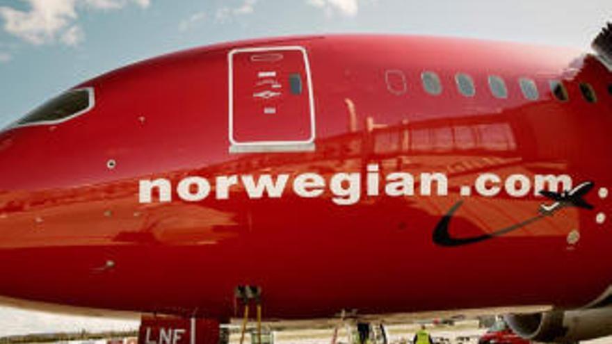 Norwegian valora dejar España