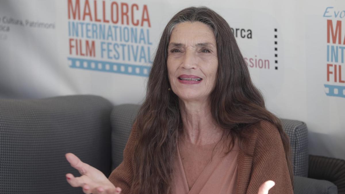 """Angela Molina: """"La cultura es un estandarte de la libertad"""""""