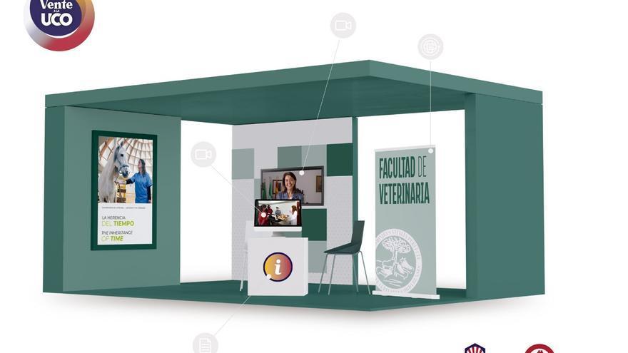 Unos 5.000 alumnos de 4º de ESO se conectan con 'Vente a la UCO' en una novedosa feria virtual