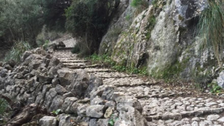El Barranc de Biniaraix
